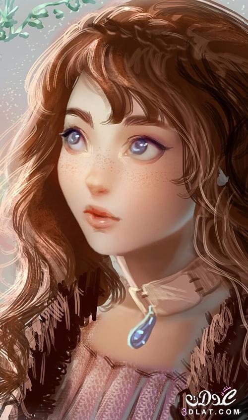 اروع انمى بنات 2018 بنات انمي 3dlat Net 18 17 150c Anime Art Girl Art Girl Anime Flower