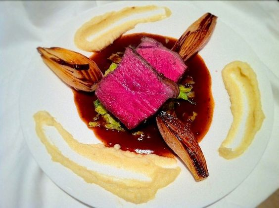 Fine dining home and restaurant on pinterest for Fine dining at home recipes