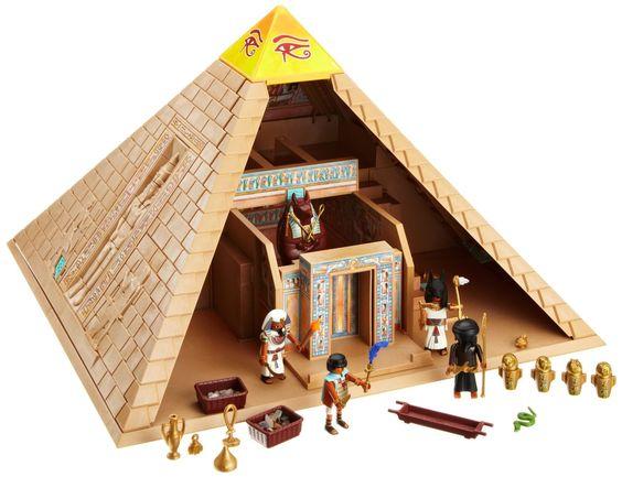 playmobil 4240 romans egyptians set pyramid toys games c pinterest. Black Bedroom Furniture Sets. Home Design Ideas