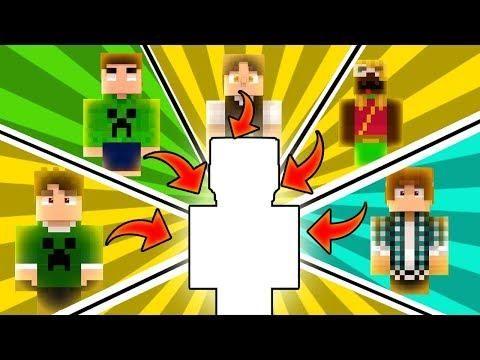 Minecraft Fusao Da Familia Craft Authenticgames Malena Spok