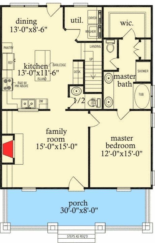 Plan 9753al Quaint Cottage How To Plan House Floor Plans Small Room Design