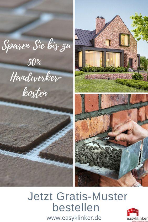 Sparen Sie Bis Zu 50 Handwerker Kosten Haus Deko Haus Haus Bauen