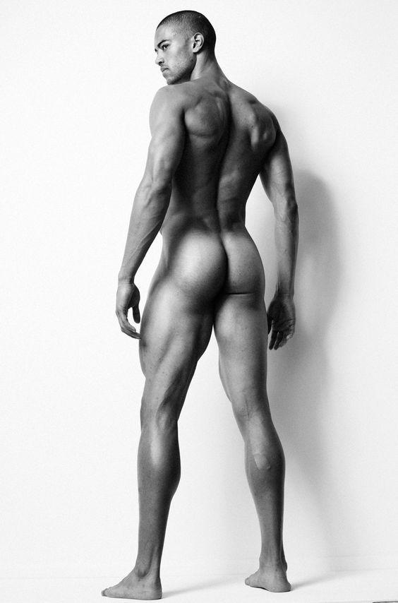 naked-male-model-black