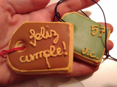 galletas camuflaje, camouflage cookies, galletas placas militares
