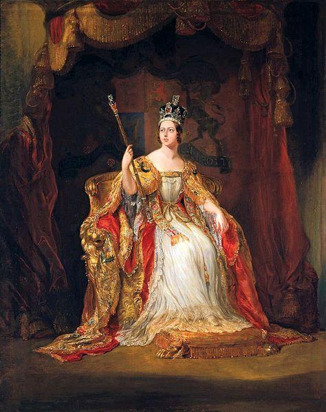 Queen victoria, Victoria and Queen on Pinterest