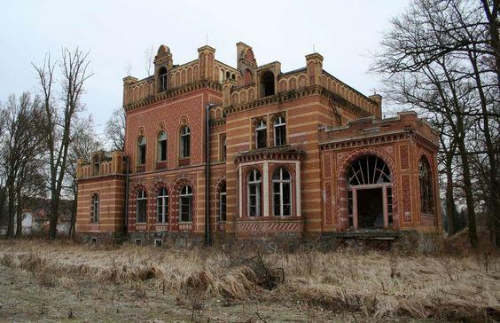 Panoramio - Photo of Herrenhaus Gentzrode