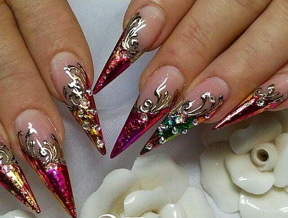 Nails Natural Nails Solid Color Nails Acrylic Nails Cute Nails Wedding Nails Sparkling Glitter Bri Matte Nails Design Solid Color Nails Rose Gold Nails