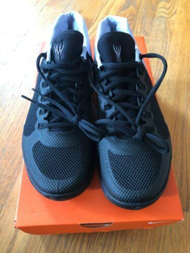Women S Nike Flare 2 Hc Tennis Shoes Black White Size 8 Serena Williams In 2020 White Tennis Shoes Black Shoes Nike Shoes Women
