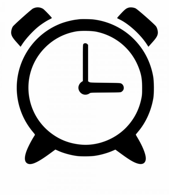 12 Clock Icon Png