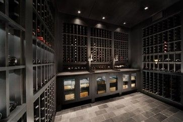 The dream walk in humidor beer taps and wine cellar for Cost to build wine cellar