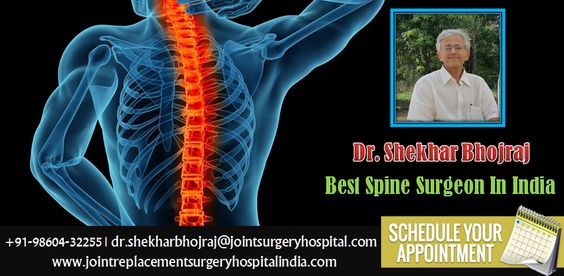 Best Spine Surgeon In India