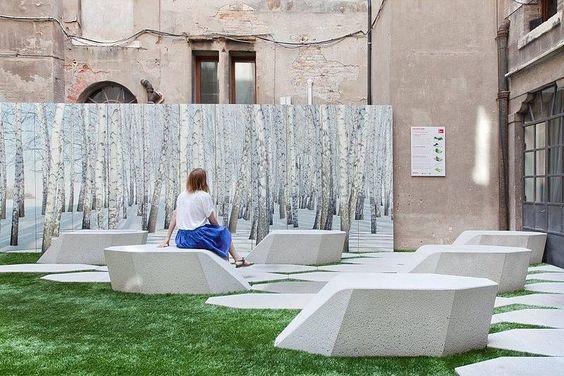 fibreC by Rieder - Augmented Atmospheres @ Biennale Venedig 7. Juni - 23. November