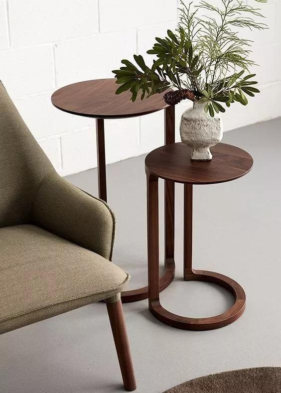 42 Hervorragende Ideen Fur Kleine Beistelltische Seite 27 Von 42 Seshell Blog In 2020 Home Decor Decor Coffee Table