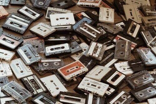 Vintage Aesthetics Aesthetic Random Music Retro Theme Cassette Https Weheartit Com Entry 326735459 Aesthetic Vintage Retro Aesthetic Retro