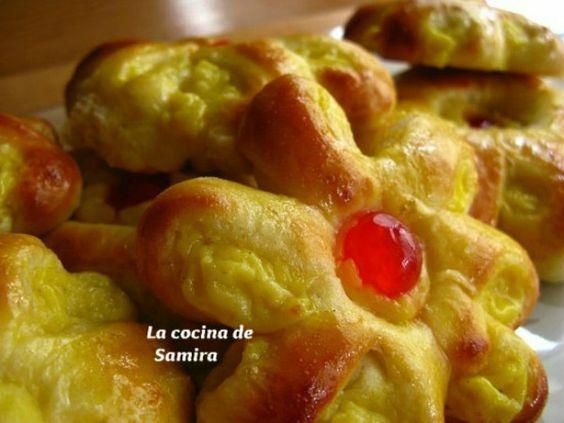 #Bollería #casera para desayunar