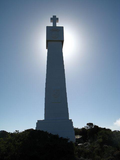 Bartholomeu Dias Cross Cape Of Good Hope Cape Town South Africa
