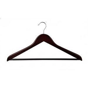 Wood Promo Suit Hanger