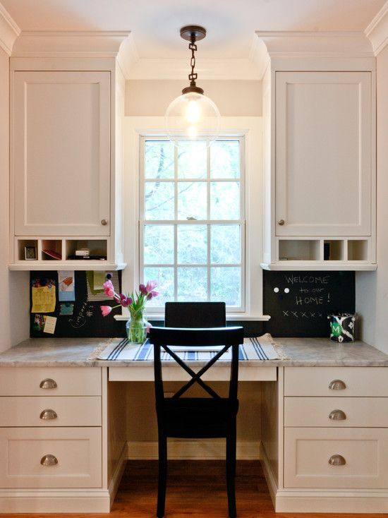 Kitchen Office Spaces