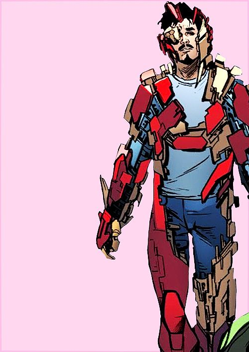 Colonelrogers Tony Stark Invincible Iron Man 599 Iron Man Comic Art Iron Man Iron Man Comic