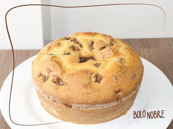 Você tem até às 13h de hoje para vir na Bolo Nobre e garantir o seu bolo do final de semana, rs. #BoloNobre #FinalDeSemana