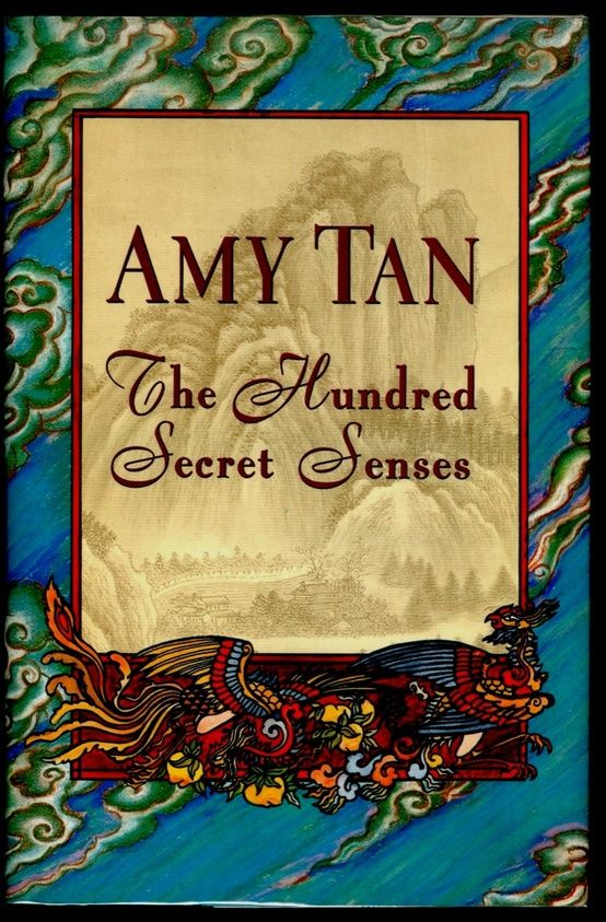 an overview of amy tans book the hundred secret senses The paperback of the the hundred secret senses by amy tan at barnes & noble overview the hundred secret i read books the way an addict does their drug of.