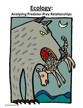 predator and prey relationship taiga