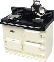 Reutter Porzellan stove
