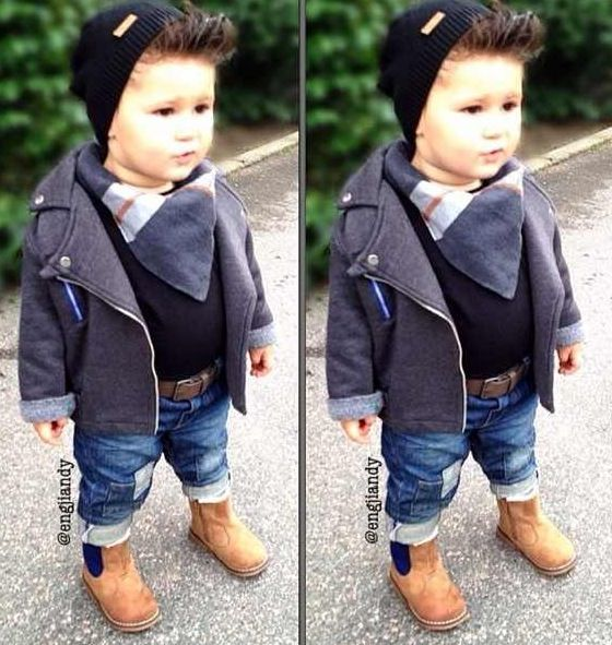 & this is how my boy will be dressed ;)