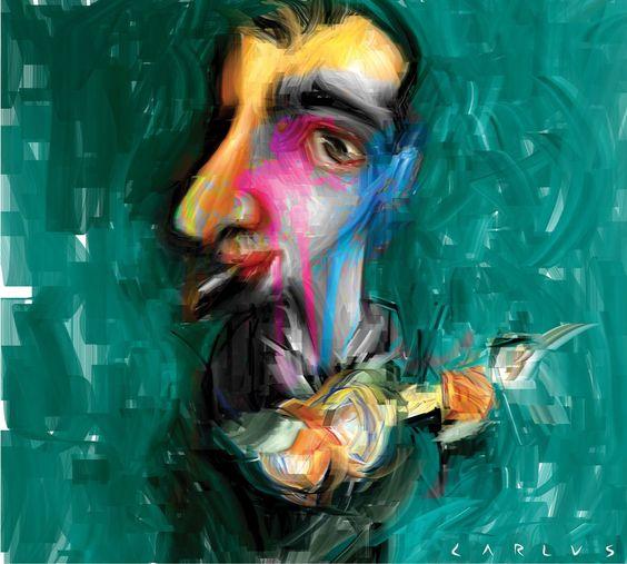Nas 53 ilustrações disponíveis para visitação, as características singulares de Noel Rosa, como o defeito no queixo, o olhar triste e reflexivo, o grande nariz fino, a maestria com o violão, a paixão pelas mulheres e pelo samba são retratadas na exposição.