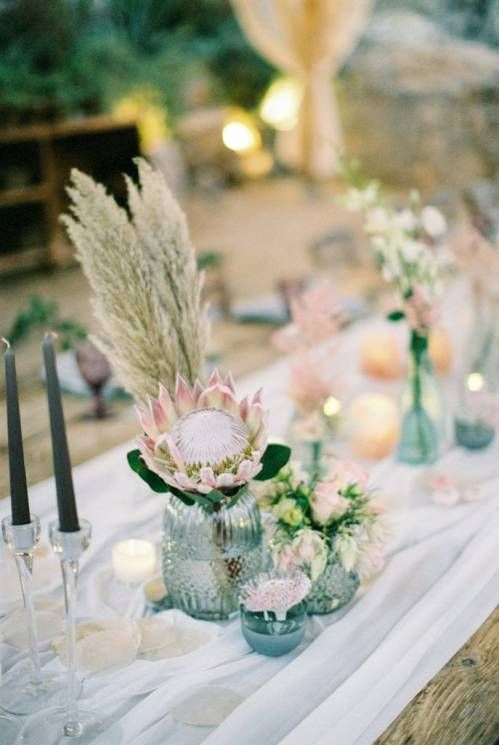 Boho Beach Wedding In Greece In 2020 Beach Wedding Tables Beach