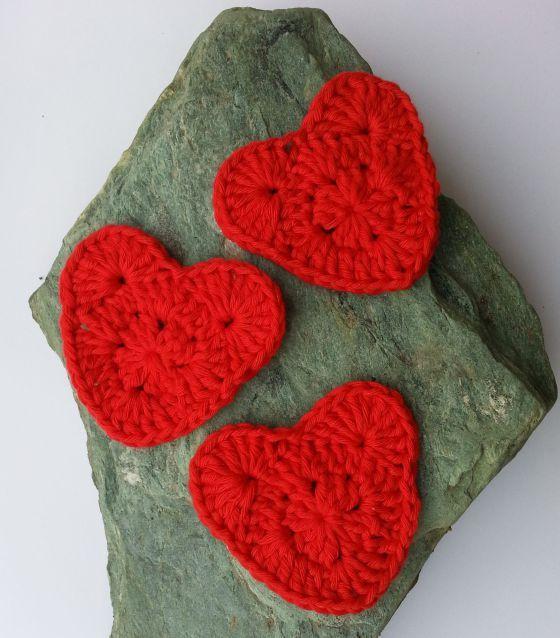 Herzen Valentinstag Streudeko