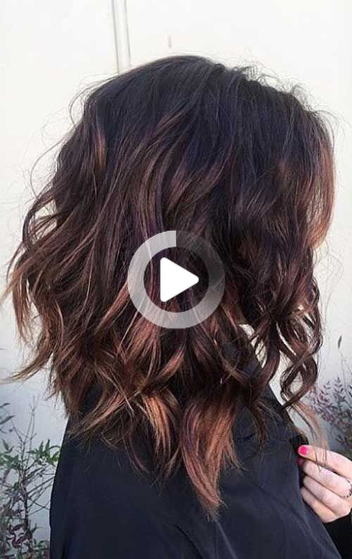 25 Amazing Lob Hairstyles That Will Look Great On Everyone In 2020 Long Bob Hairstyles Lob Hairstyle Hair Styles
