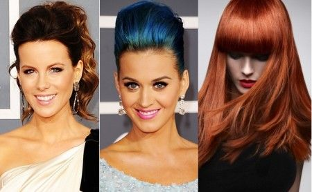 Hair Trends for 2012
