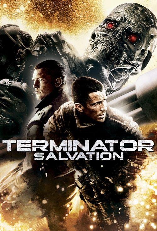 Terminator 4 Salvation Terminator 4 Kurtulus 2009 Portadas De Peliculas Terminator 4 Salvation Carteleras De Cine