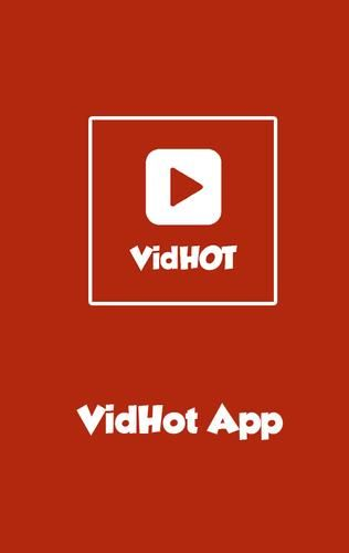 Getting Started In Vidhot App In 2020 Video Downloader App Android Apps Free Free Music Video