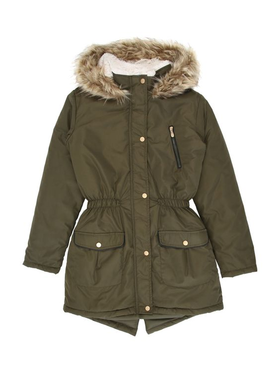 Older Girls Winter Coats