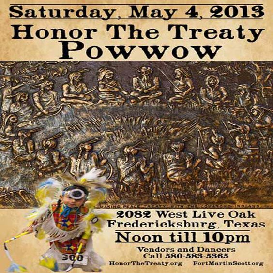 Honor The Treaty Powwow