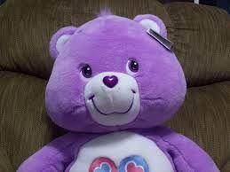Bildergebnis für purple bear