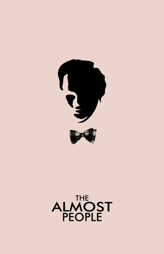 The Almost People poster by balancedpersonality