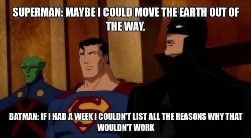 31 Batman Memes That Are So Dark Even Knights Will Rise Batman And Superman Batman Vs Superman Funny Memes