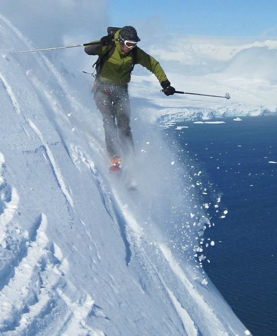 Image result for adventure sports in antarctica