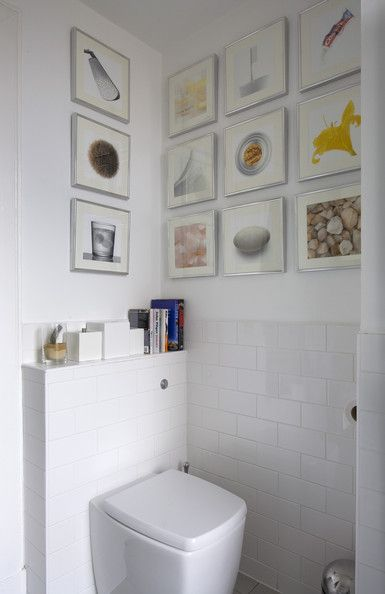 Downstairs toilet bathroom photos and toilets on pinterest for Downstairs bathroom ideas