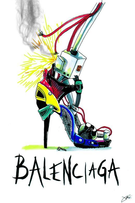 #Balenciaga