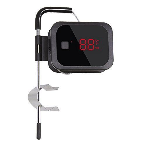 Inkbird Bluetooth Termometro Digitale Barbecue Termometro E Timer