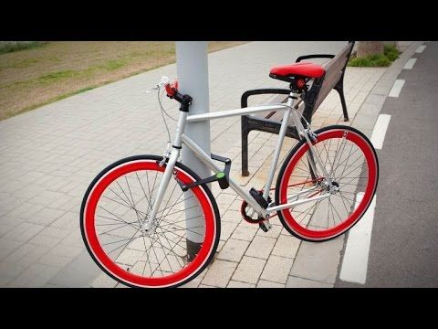 Foldylock – The Folding Bike Lock » Review