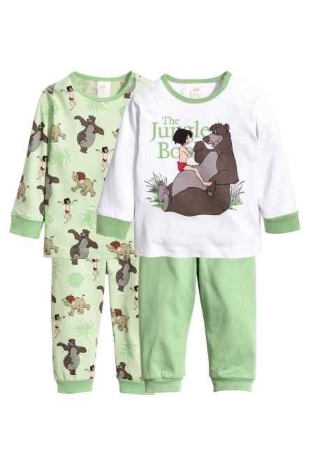 2-pack pyjamas