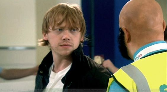 Could Rupert Grint be the 12th regeneration of The Doctor? I know he's not a complete ginger, but I think the Doctor would be pleased. Doctor Who