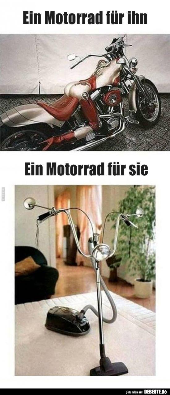 Lustig frau motorrad Dark Witches