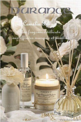 Durance en Provence - Kissenspray Baumwollblüte (Fleur de Coton) 50 ml: Amazon.de: Drogerie & Körperpflege