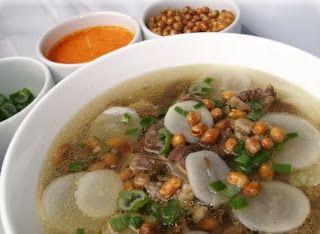 Resep Membuat Soto Bandung Lauk Makan Malam Resep Masakan Indonesia